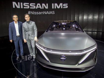 2019 Nissan IMs concept 39