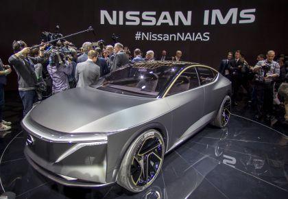 2019 Nissan IMs concept 40