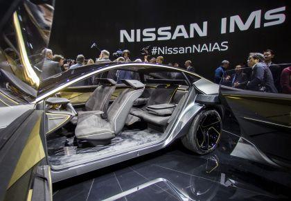 2019 Nissan IMs concept 41