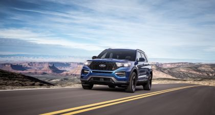 2020 Ford Explorer ST 3