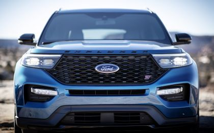 2020 Ford Explorer ST 10