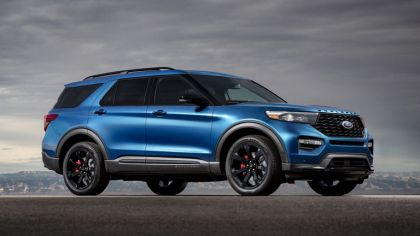 2020 Ford Explorer ST 6