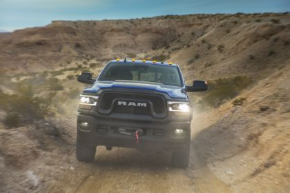 2019 Ram 2500 Heavy Duty Power Wagon 20