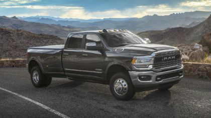 2019 Ram 3500 Heavy Duty Limited Crew Cab Dually 7