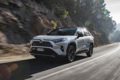 2019 Toyota RAV4 Hybrid - EU version 33
