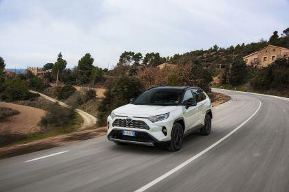 2019 Toyota RAV4 Hybrid - EU version 36