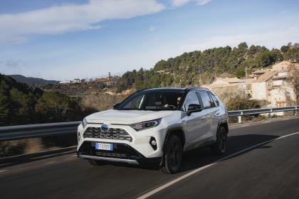 2019 Toyota RAV4 Hybrid - EU version 49