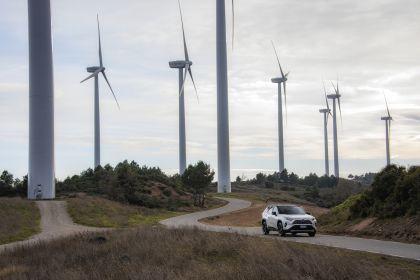 2019 Toyota RAV4 Hybrid - EU version 50