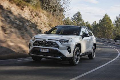 2019 Toyota RAV4 Hybrid - EU version 55