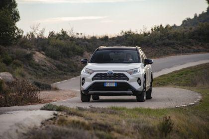 2019 Toyota RAV4 Hybrid - EU version 56