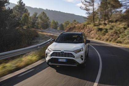 2019 Toyota RAV4 Hybrid - EU version 57