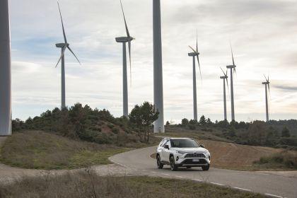 2019 Toyota RAV4 Hybrid - EU version 59