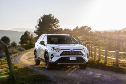 2019 Toyota RAV4 Hybrid - EU version 61