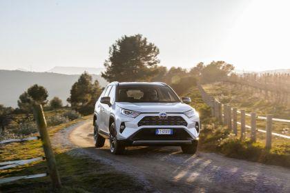 2019 Toyota RAV4 Hybrid - EU version 63