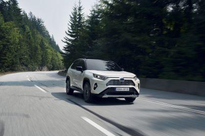 2019 Toyota RAV4 Hybrid - EU version 86