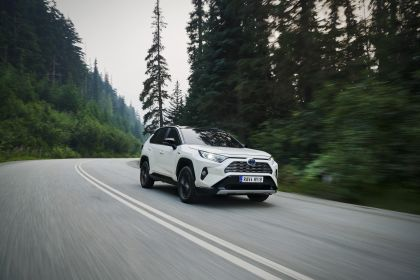 2019 Toyota RAV4 Hybrid - EU version 88
