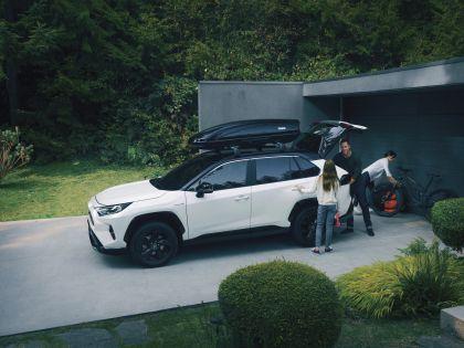 2019 Toyota RAV4 Hybrid - EU version 95