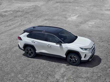 2019 Toyota RAV4 Hybrid - EU version 114