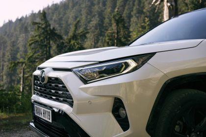 2019 Toyota RAV4 Hybrid - EU version 127