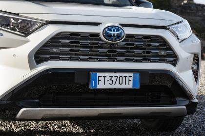 2019 Toyota RAV4 Hybrid - EU version 129