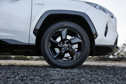 2019 Toyota RAV4 Hybrid - EU version 132