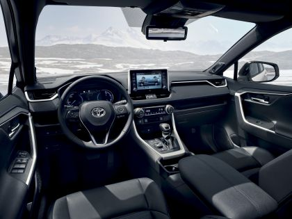 2019 Toyota RAV4 Hybrid - EU version 147