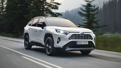 2019 Toyota RAV4 Hybrid - EU version 6