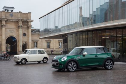 2019 Mini Cooper 60 years edition 52