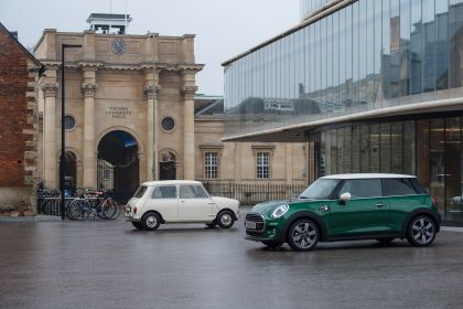 2019 Mini Cooper 60 years edition 62