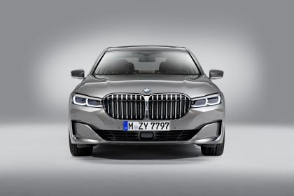 2020 BMW 750Li 4