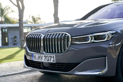 2020 BMW 750Li 119