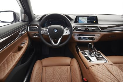 2020 BMW 750Li 125