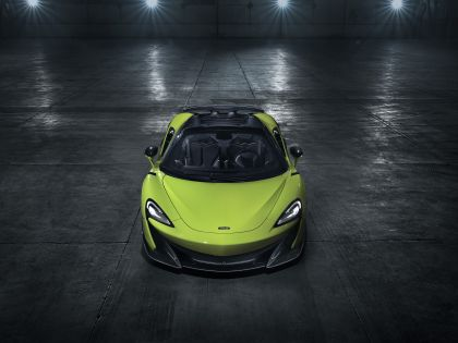 2019 McLaren 600LT spider 4