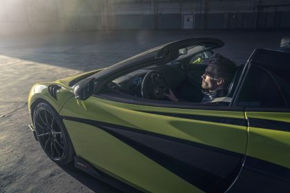 2019 McLaren 600LT spider 15