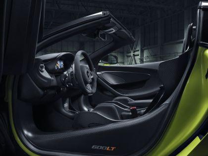 2019 McLaren 600LT spider 17