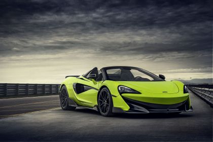 2019 McLaren 600LT spider 19
