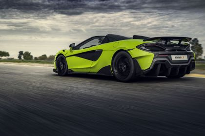 2019 McLaren 600LT spider 21