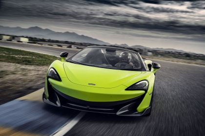 2019 McLaren 600LT spider 23
