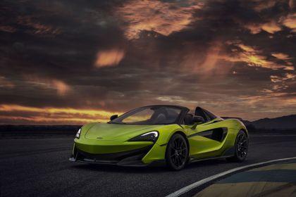 2019 McLaren 600LT spider 26
