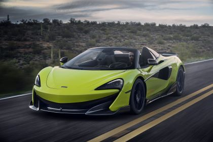 2019 McLaren 600LT spider 27