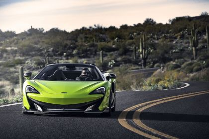 2019 McLaren 600LT spider 28