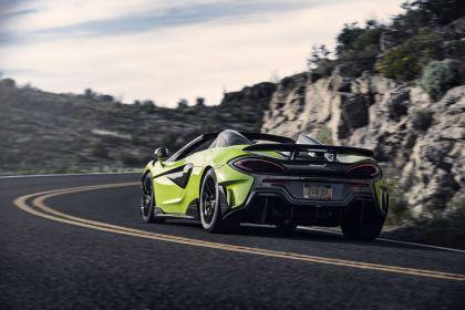 2019 McLaren 600LT spider 29