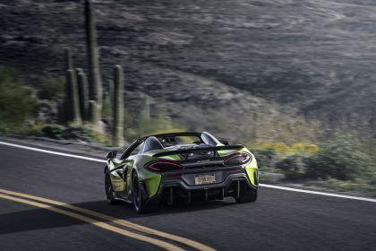 2019 McLaren 600LT spider 30