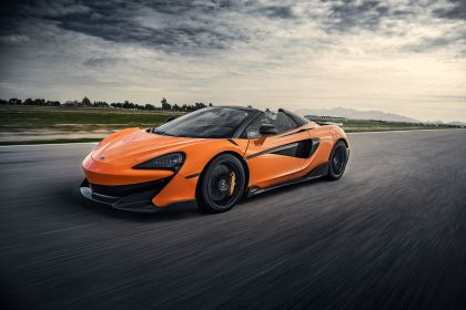 2019 McLaren 600LT spider 46