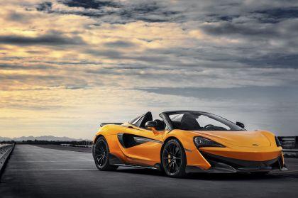 2019 McLaren 600LT spider 47