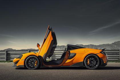 2019 McLaren 600LT spider 50