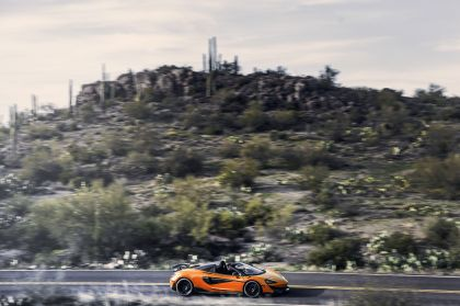 2019 McLaren 600LT spider 56