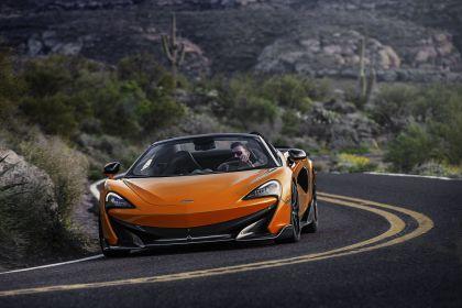 2019 McLaren 600LT spider 58