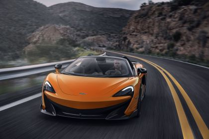 2019 McLaren 600LT spider 59