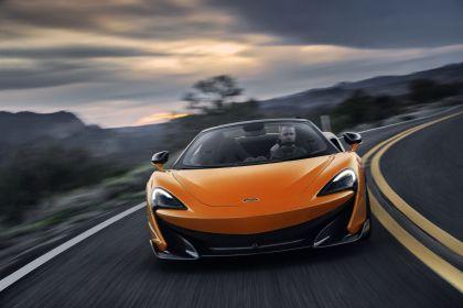 2019 McLaren 600LT spider 60